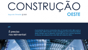 Nova edição da revista Construção Oeste já está disponível