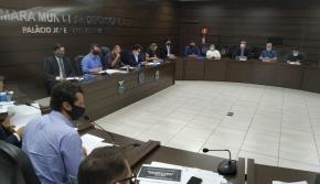 Sinduscon Paraná Oeste participa do fórum de debates sobre a implantação da Lei do Compliance