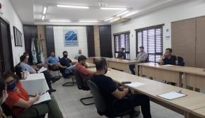 Realizada reunião do Comitê de Indústria Imobiliária