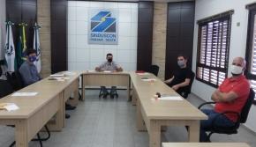 Realizada reunião do Comitê de Infraestrutura