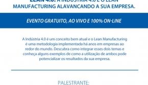 Lean 4.0: a Indústria 4.0 e o Lean Manufacturing alavancando a sua empresa