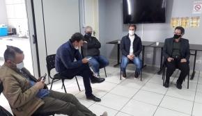 Ricardo Parzianello prestigia Reunião Conselho Deliberativo da COHAVEL