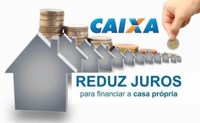 NOVAS TAXAS DE FINANCIAMENTO