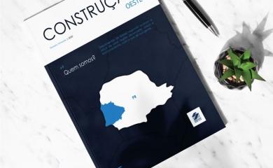 Revista Construção Oeste – Nova Edição