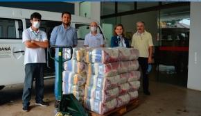 CAMPANHA #SINDUSCONSOLID�RIO CONTINUA ARRECADANDO DONATIVOS