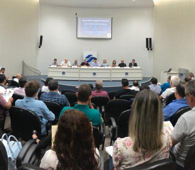 REUNIÃO MENSAL DE ASSOCIADOS – 17/02/2020 – CASCAVEL