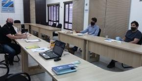 Retomada as reuniões presenciais do Comitê de Meio Ambiente
