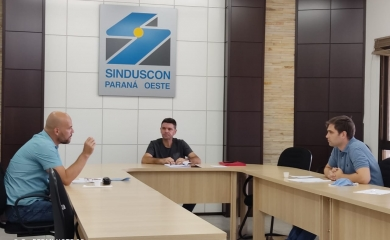 Reunião Coordenadores COINFRA