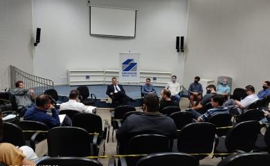 Reequilíbrio econômico-financeiro foi pauta da 1ª reunião do COINFRA