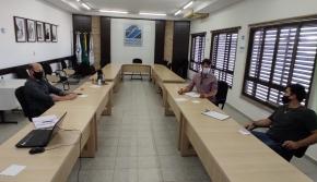 Reunião Coordenadores Comitê Meio Ambiente