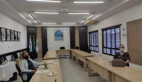 Reunião Coodernadores COMAT