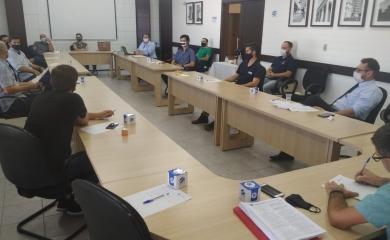Reunião do COINFRA debateu sobre a busca de informações da situação dos pagamentos por parte de entes públicos