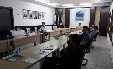 Reunião COINFRA
